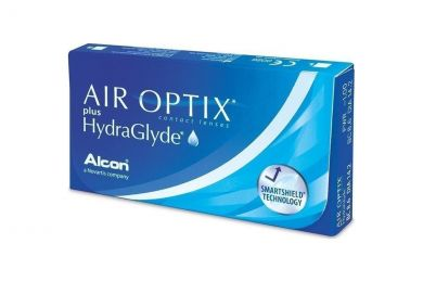 Alcon Air Optics plus HydraGlyde 6 pack
