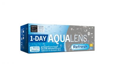 Amvis Aqualens One Day 30 Pack