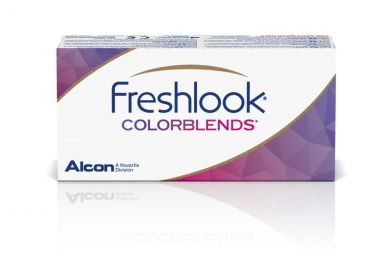 Alcon FreshLook Colorblends 2 Pack