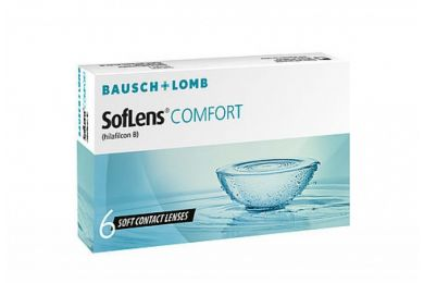 Baush & Lomb Softlens 59 Montlhy 6 Pack